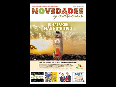 Ver el número de octubre 2018 de Novedades y Noticias