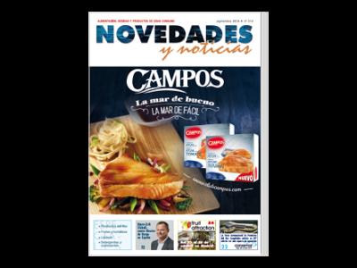 Ver el número de septiembre 2018 de Novedades y Noticias