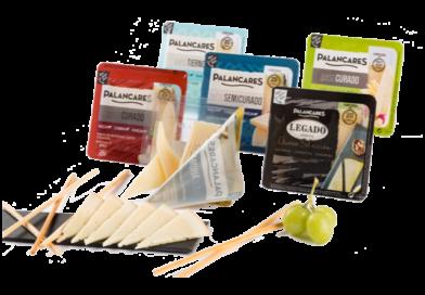 Palancares Alimentación lanza una nueva gama de cuñas de queso cortadas