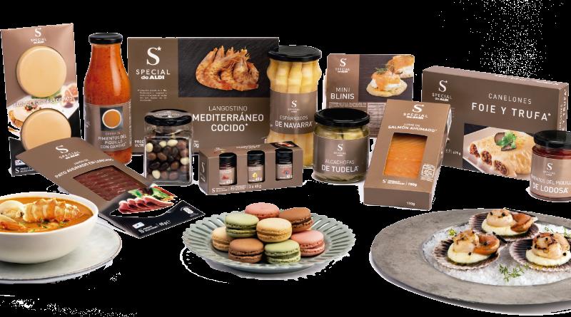 ALDI presenta sus productos más especiales