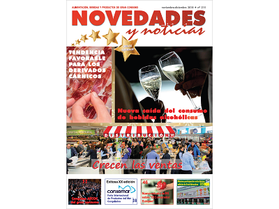 Ver el número de diciembre 2018 de Novedades y Noticias