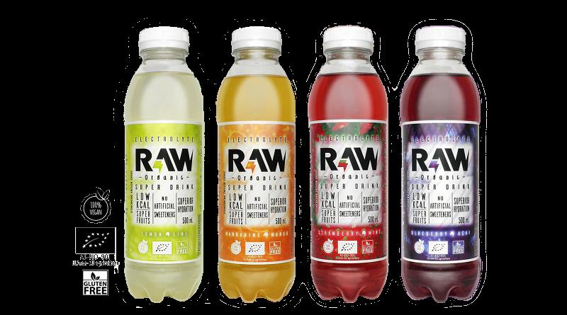 Capsa Food entra en bebidas funcionales con 'Raw Superdrink'
