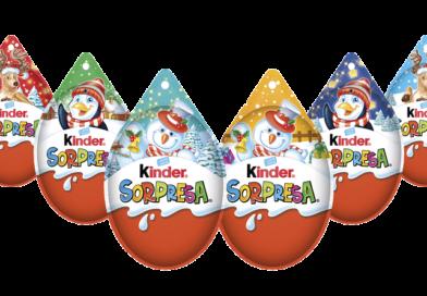 Kinder® llena de magia la Navidad