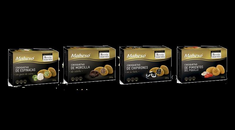 Croquetas Premium Maheso