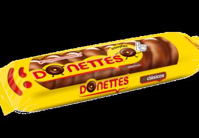 Donettes® estrena imagen y campaña: #ComparteElDonetting
