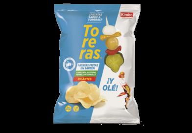 Patatas fritas sabor TORERAS