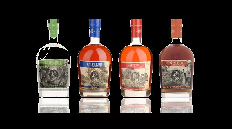 Central Hisúmer presenta: Emperor Rum