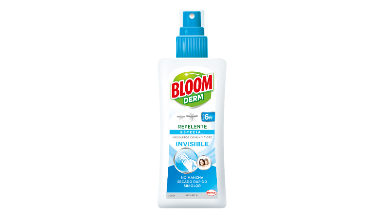 Llega Bloom Derm Invisible