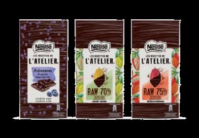Nestlé innova con LES RECETTES DE L'ATELIER