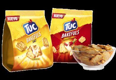 TUC afianza su portfolio con una nueva gama de productos y sabores