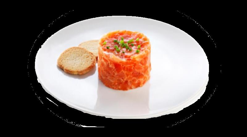 Ahumados Domínguez lanza el Tartar de salmón ahumado con aguacate