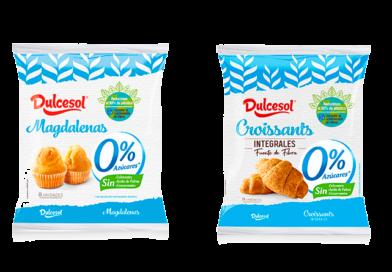 Dulcesol presenta su nueva línea sin azúcares añadidos que cuenta con un envase sostenible