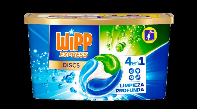 WiPP Express lanza la primera cápsula 4en1 del mercado