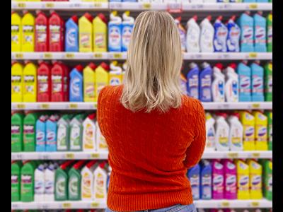 Recuperación del crecimiento de ventas, con productos de limpieza como grandes protagonistas
