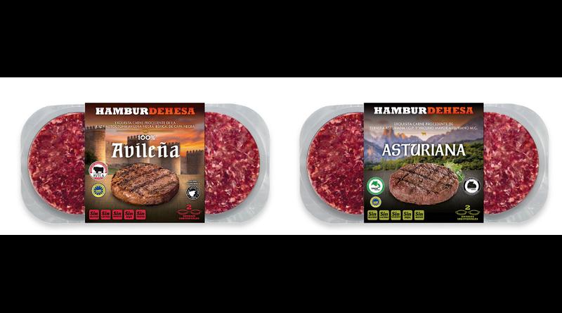 Hamburdehesa lanza dos nuevas burgers con carnes de ganado nacional autóctono certificado I.G.P.