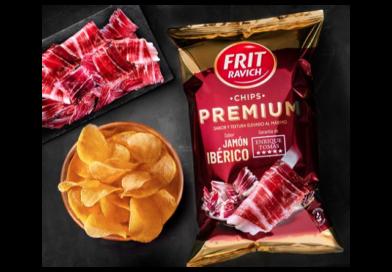 Chips Premium Jamón ibérico Enrique Tomás