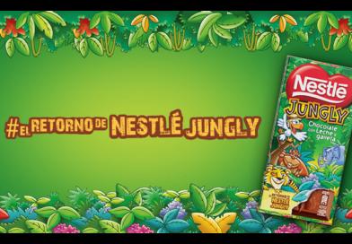 Nestlé Jungly… ¡vuelve!