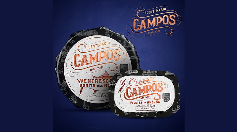 Campos celebra su centenario con dos nuevos productos