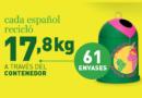 Aumenta el compromiso de los españoles con el reciclaje de envases de vidrio