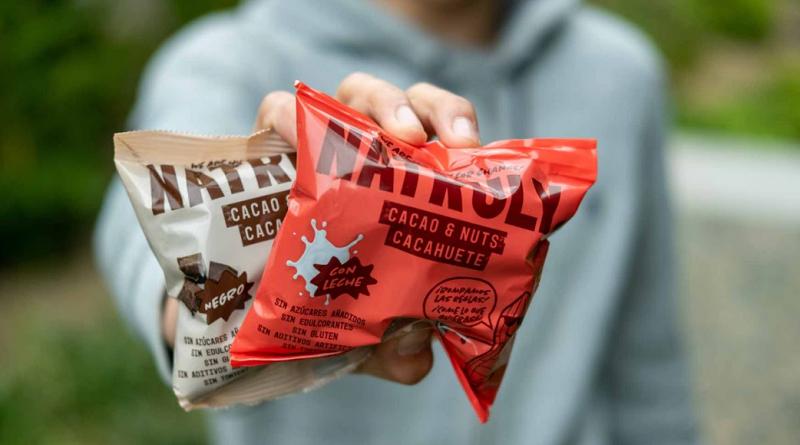 Natruly presenta el primer snack saludable de cacahuete y chocolate