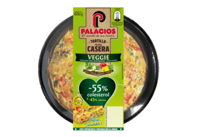 Palacios anuncia tres novedades en su catálogo de tortillas de patata