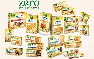 Los productos Diet Nature sin azucares de Gullón, ahora se denominan ZERO