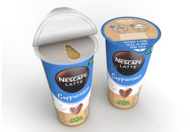 NESCAFÉ Shakissimo se convierte en NESCAFÉ Latte: misma receta, nuevo diseño y un envase más sostenible