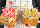 Ketchup y Mayonesa Choví en sobres monodosis de papel