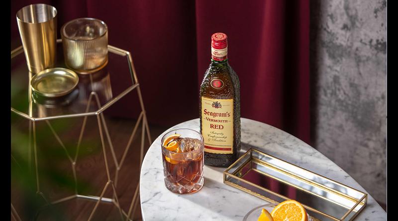Nuevo Seagram's Vermouth