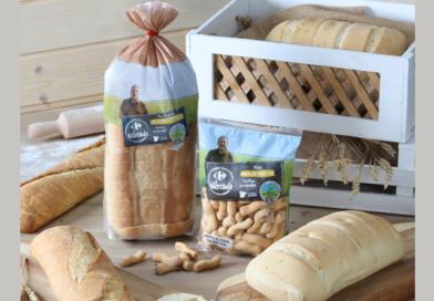 Carrefour lanza la primera gama de panes 100% espelta de la distribución