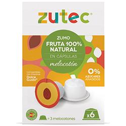 Zutec: Capsulas de zumo 100% natural