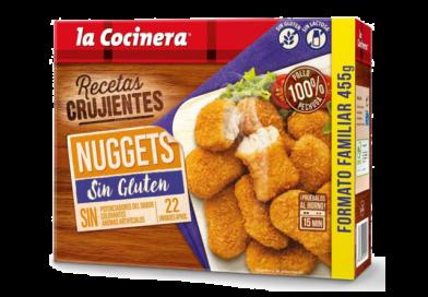 Llegan los nuggets sin gluten a La Cocinera