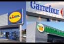 Lidl y Carrefour, las cadenas que más crecen